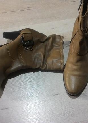 Ботинки натур кожа eвро/зима venturini eleganza, италия  (38р)