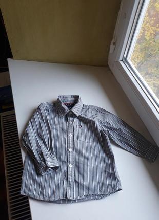 Рубашка tommy hilfiger 2 роки