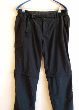 Спортивные туристические брюки шорты karrimor