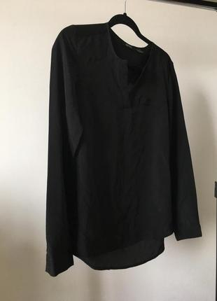 Блуза esmara с v-образным вырезом