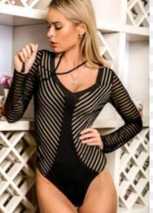 e4b350a30e375 Женские блузки боди 2019 - купить недорого вещи в интернет-магазине ...