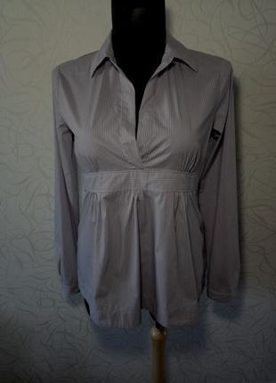 Стильная рубашка в полоску newpenny, 12
