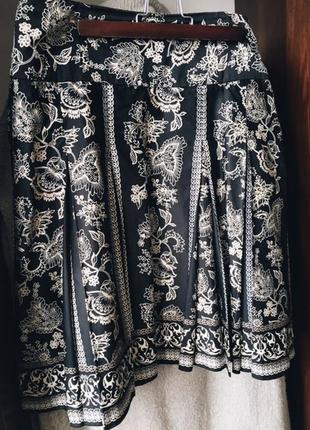 Расклешенная юбка esprit