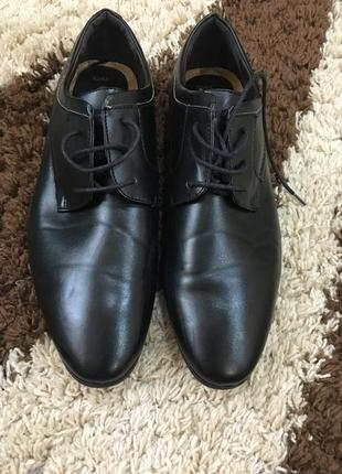 Круті туфлі new look р44