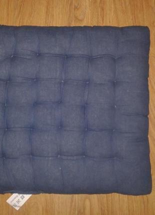 Подушка 40х40х5 см 100% бавовна