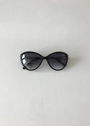 Солнцезащитные очки wings cat eye лисички