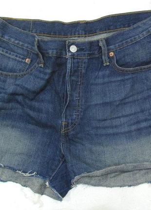 Шикарные джинсовые шорты от levis