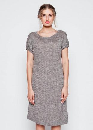 Манхеттен платье вязаное размер 48-50
