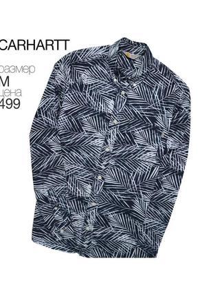 Carhartt m /  рубашка в принт