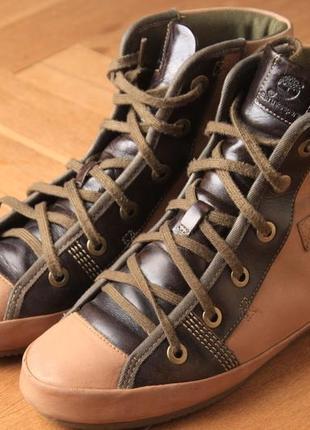 Демисезонные ботинки  timberland earthkeepers р.7w/23,7 см