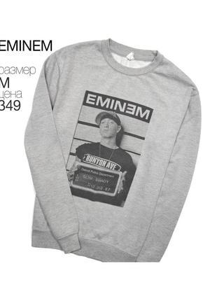 Eminem m / свитшот с принтом