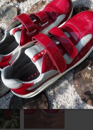 Качественные кожаные ботинки кроссовки