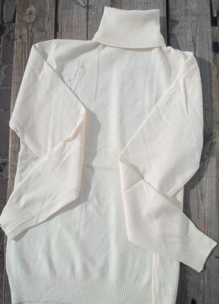 Гольфы# шерстяные#водолазки#женские#молоко#свитер под горло#р52-58-5цветов