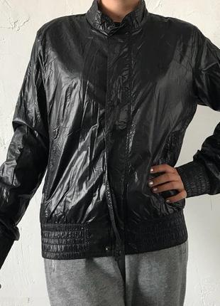 Ветровка-плащёвка fred perry! куртка, дождевик, косуха, ветровка, курточка
