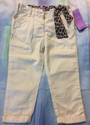 Стильні штанці для маленької модниці