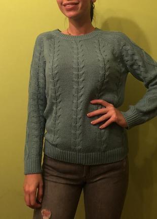 Модный свитер pull&bear