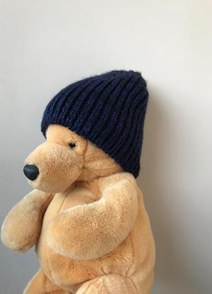 Тёплая шапка nike оригинал