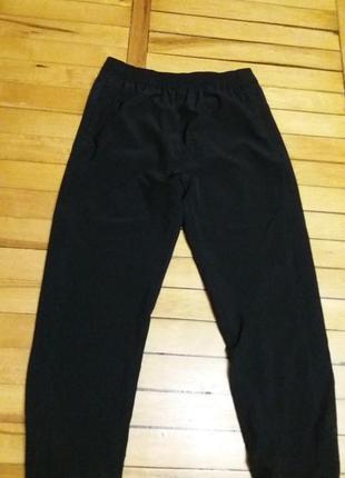 Спортивные брюки в школу 11-12 лет рост 1521