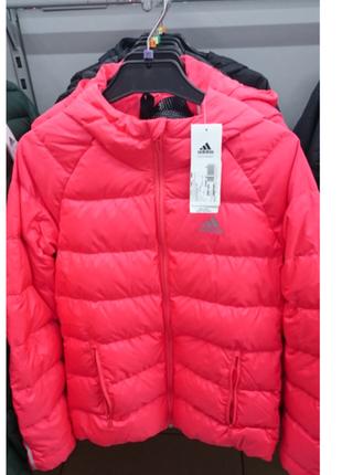 Пуховик куртка adidas оригинал