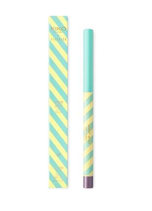 Карандаш для глаз kiko candy split eye pencil кіко