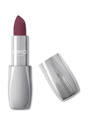 Arctic holiday matte lipstick kiko ультраматовая помада для губ