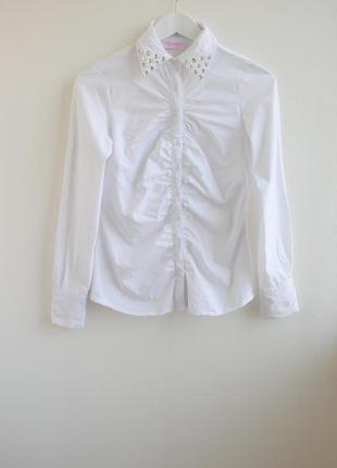 Шикарная базовая рубашка