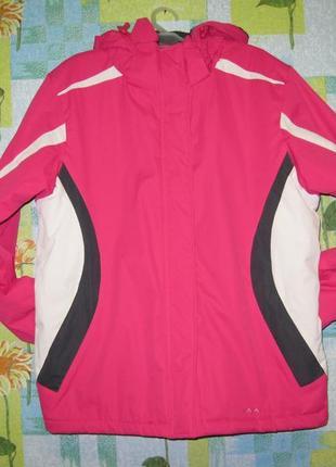 """Куртка """"parallel"""" размер 13-14 лет."""
