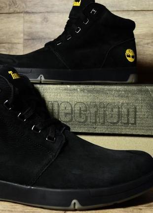 40 41 42 43 44 45 мужские ботинки сапоги timberland shoes boots black замшевые зимние