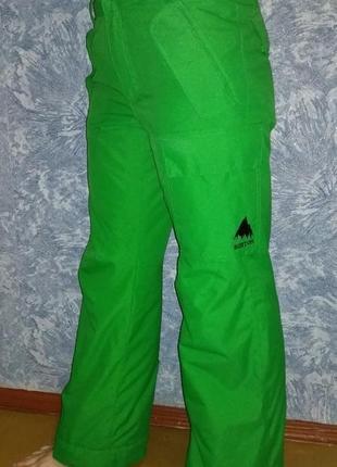 Горнолыжные бордические штаны брюки burton