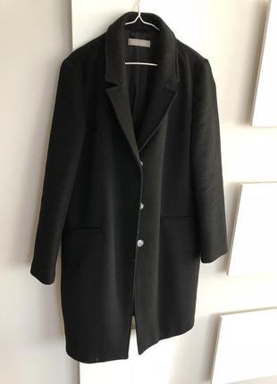 Шерстяное пальто от stefanel