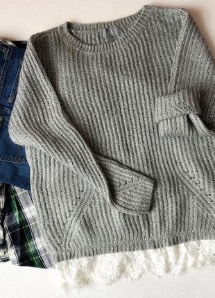 Свитшот свитер кофта next