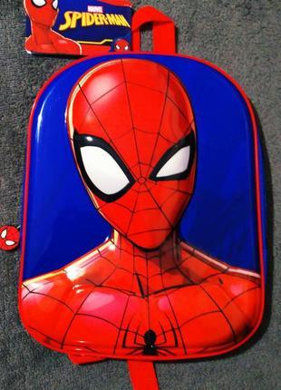Брендовый рюкзак spiderman от marvel