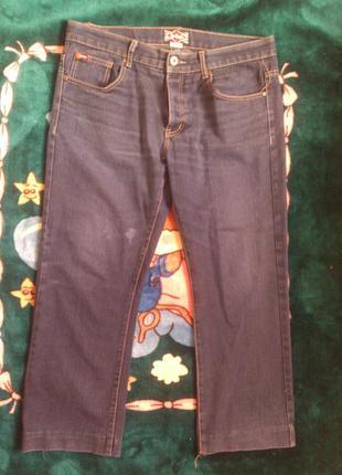 Брендові штани джинсові чоловічі lee cooper w36 [великобританія] (брюки джинсы мужские)