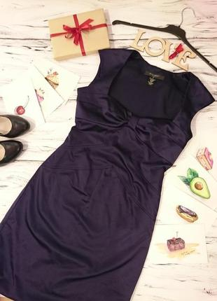 Платье футляр красивого цвета размер 10-12
