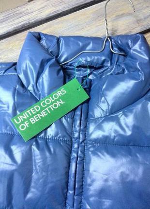 Новая курточка benetton