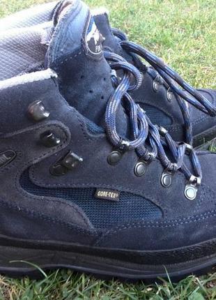 Трекинговые ботинки meindl gore-tex 41р.