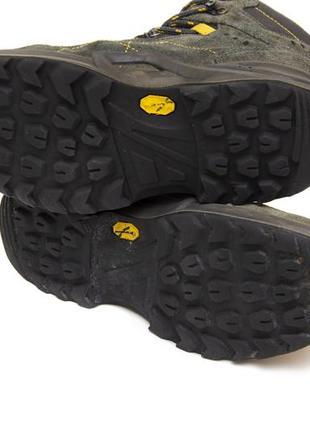 Трекинговые ботинки lowa kody iii gtx. стелька 22, 5 см5