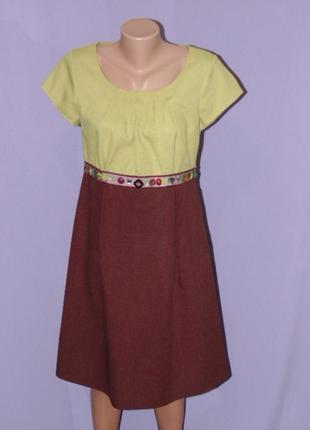 Красивое платье 12 размера