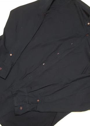 Мужская рубашка jacamo с длинным рукавом