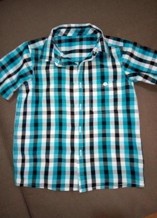 Рубашка тениска mothercare