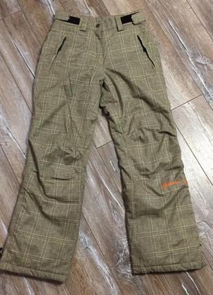Лыжные штаны от iguana