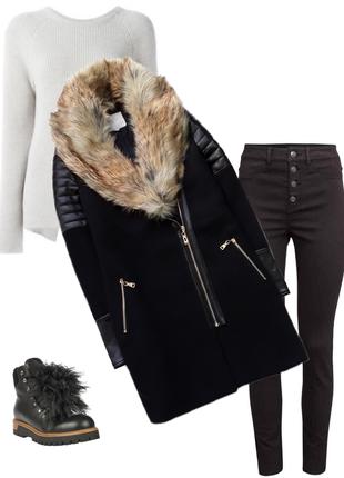 Супермодное пальто от vera&lusy.