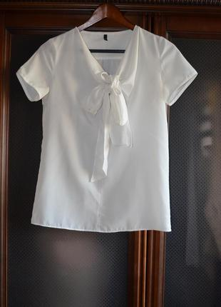 Блуза свободная benetton