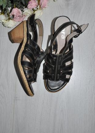 Босоножки ara 37р 24см кожа германия
