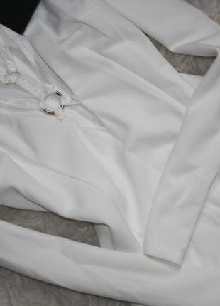 Женственное платье с портупеей4 фото