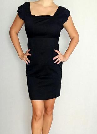 Хлопковое платье-футляр dorothy perkins 46-48 размер