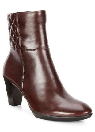 Женские ботинки ecco р-39