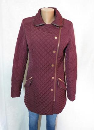 Легкая удлиненная  куртка от next демисезон