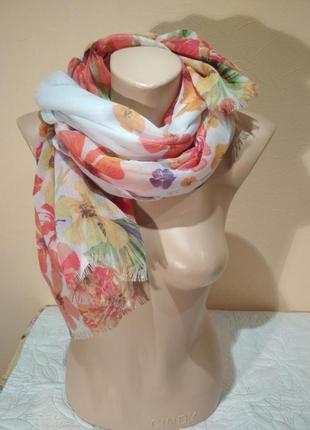 Шарф, палантин, шаль, шейный платок 70 x 190
