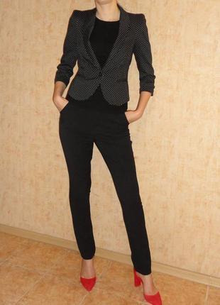 Новые черные брюки asos